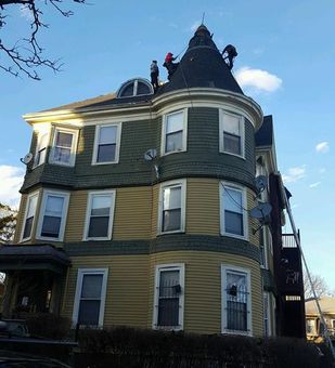 Roofing Contractor Melrose Ma Mass Roofing Amp Gutters